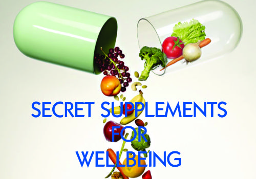 Supplements for your Wellbeing