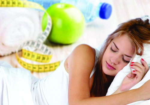 Sleep to be thinner and live longer