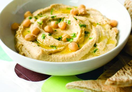 Recipe of the week:  Hummus