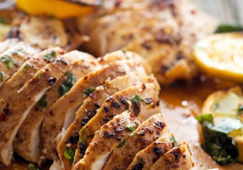 Spicy Lemon Chicken