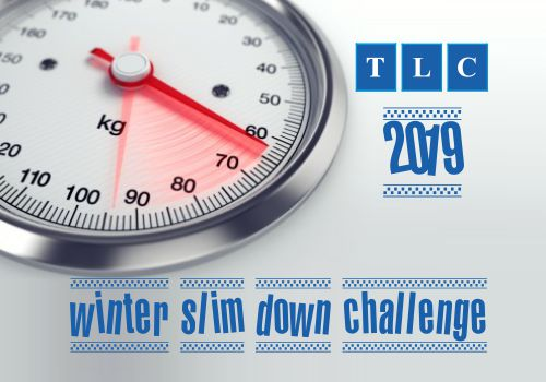 Join the TLC Winter Slim Down Challenge