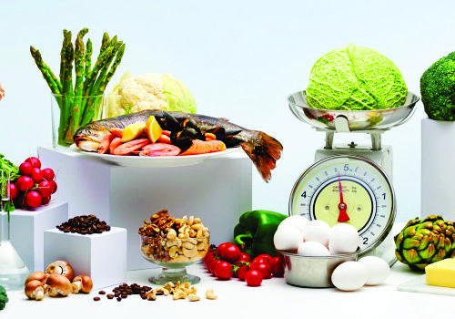 Your Diet as a Fountain of Youth