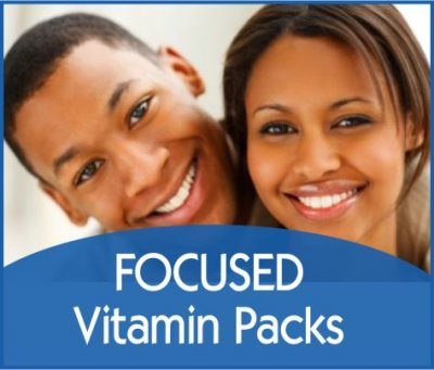 Focused Vitamin Packs