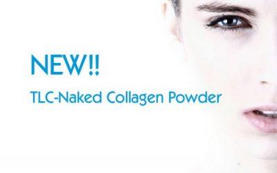 NEW!  TLC-Naked Collagen Powder