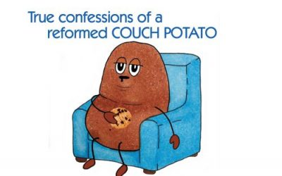 Confessions of a 'Reformed' Couch Potato…the Outcome