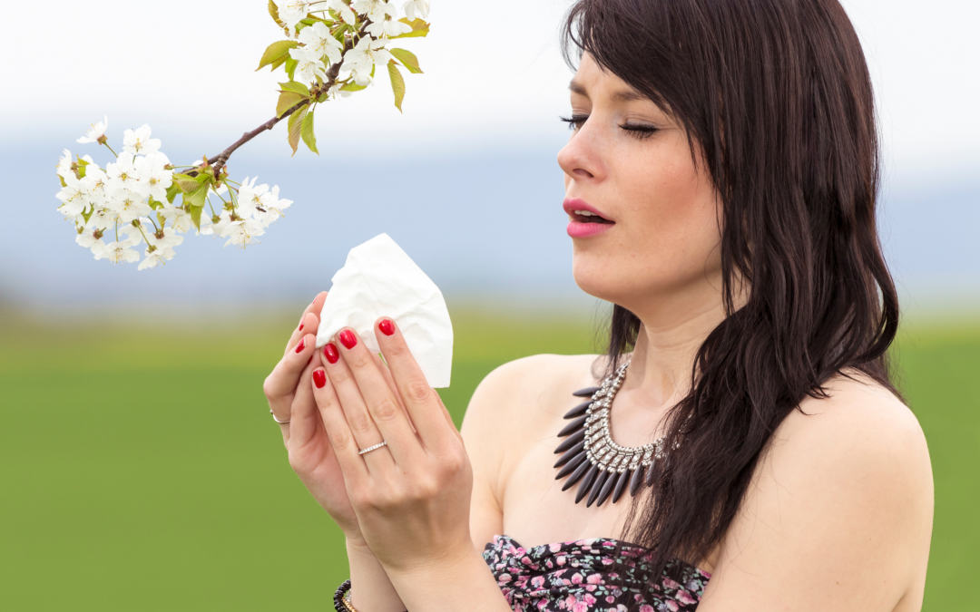 Hayfever… symptoms and solutions