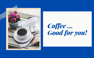 A Thumbs Up for Coffee! The new Health Food!